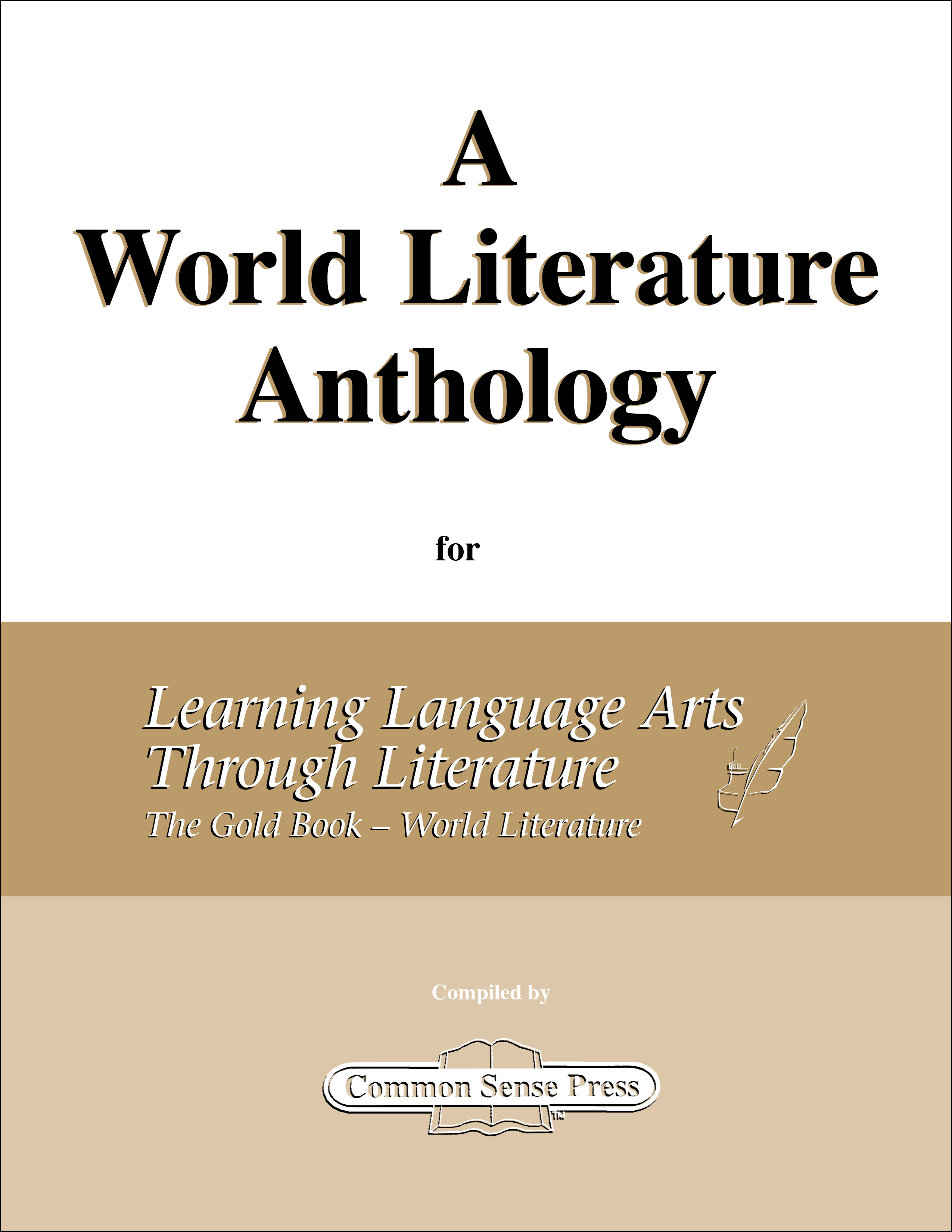 The gold book world literature high school skills fandeluxe Image collections