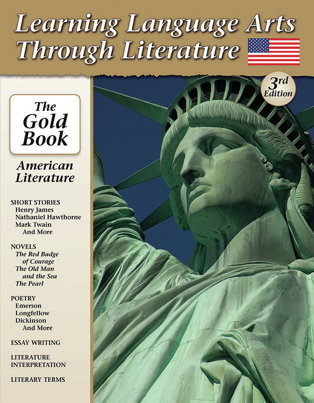 The Gold Book - American Literature - High School Skills